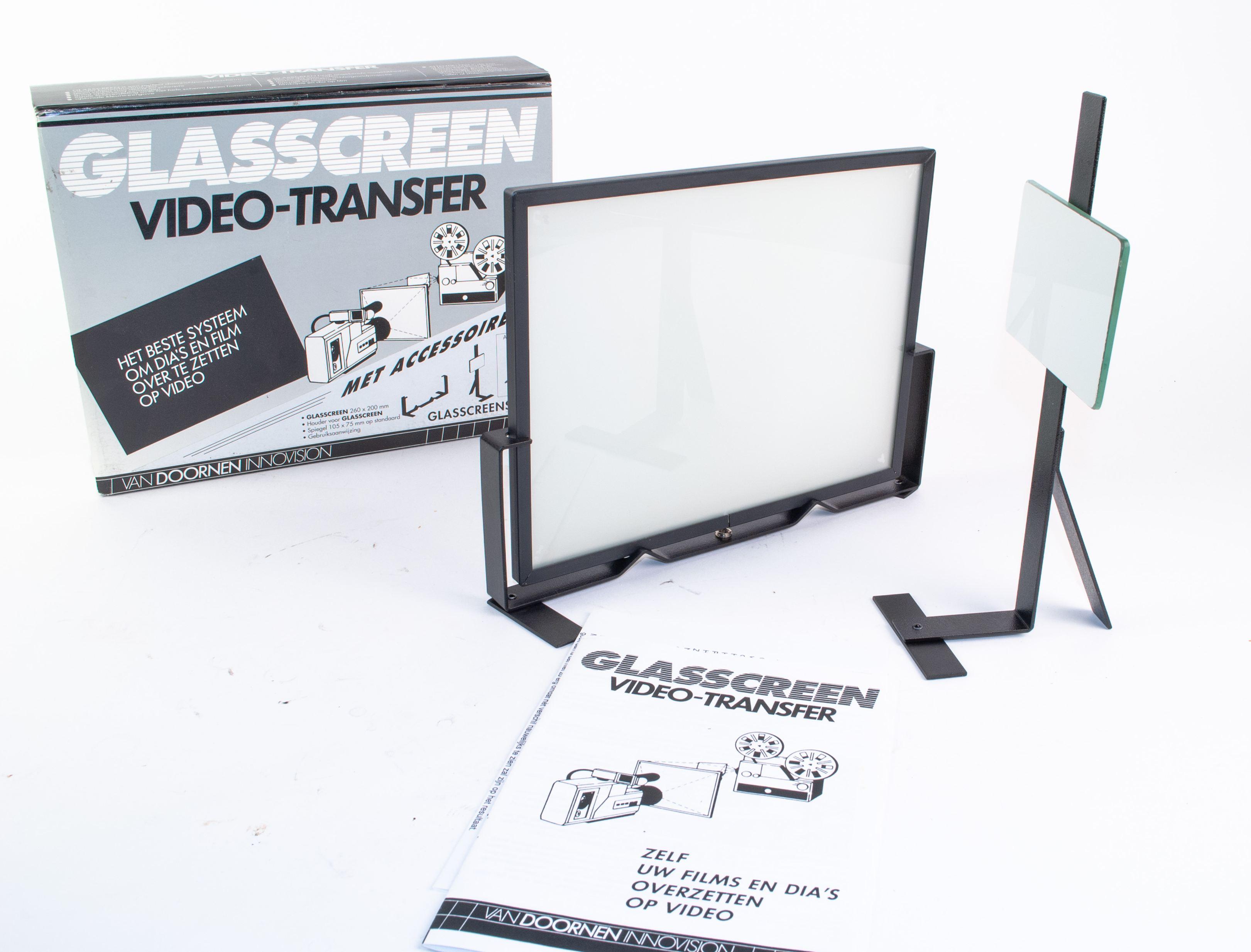 Glasscreenset 53