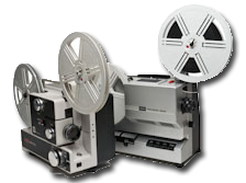 Van Eck Video Services- rental film / slide and video equipment